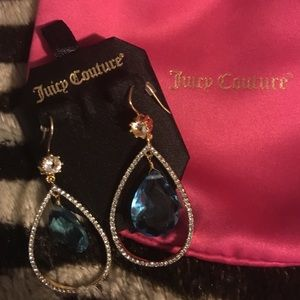 JC Teardrop Dangle Earrings